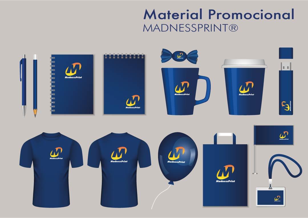 material promocional