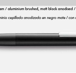 LAMY AION BLACK 277