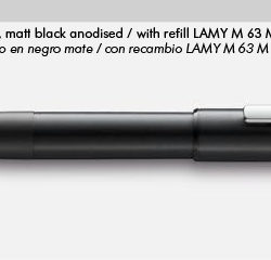 LAMY AION BLACK 377