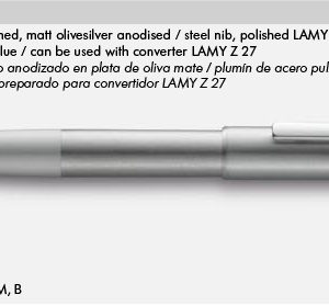 LAMY AION SILVER 077