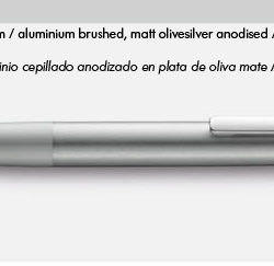 LAMY AION SILVER 277
