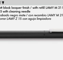LAMY CP 1 TWIN PEN BLACK 656