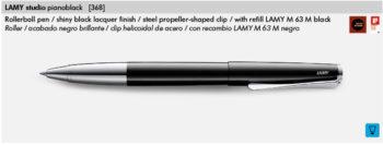 LAMY STUDIO 368