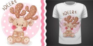 impresion de camisetas navideñas