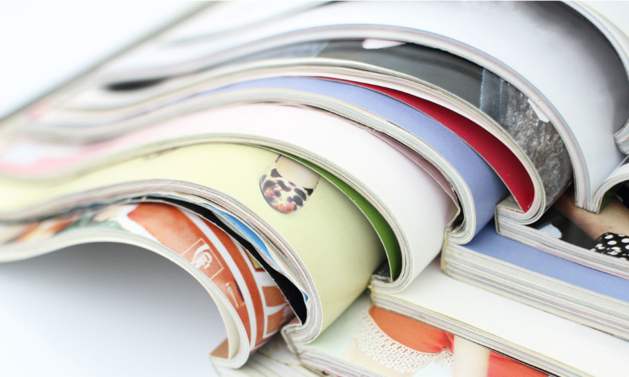 impresión de revistas