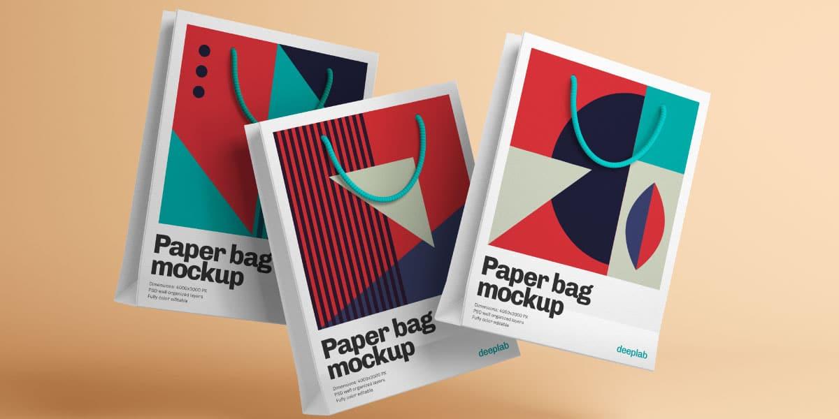 diseño de bolsas y empaques