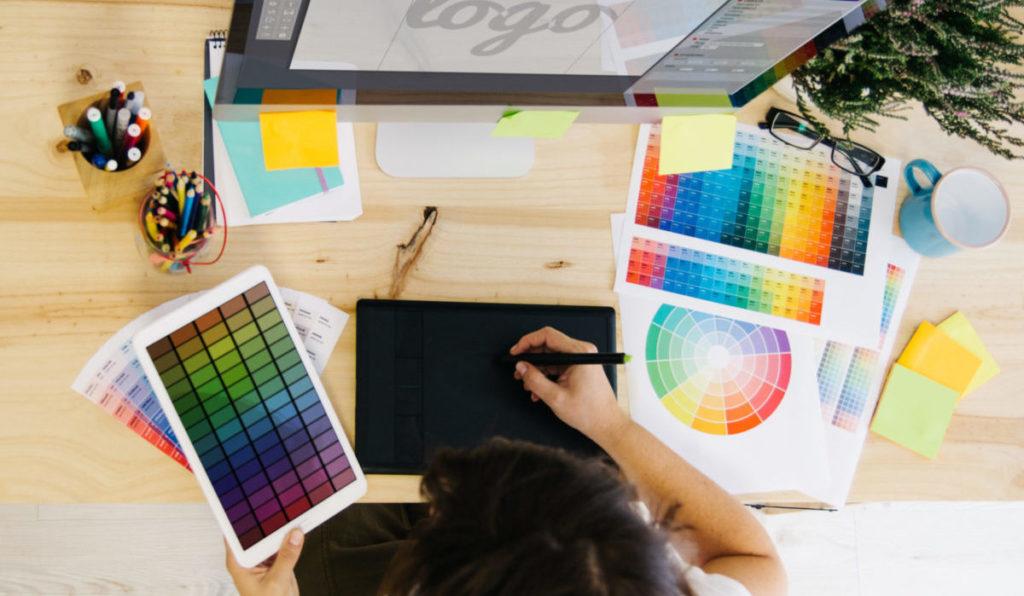 Diseño gráfico empresarial