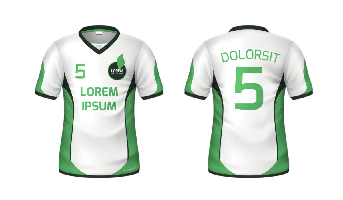 Diseño de uniformes deportivos