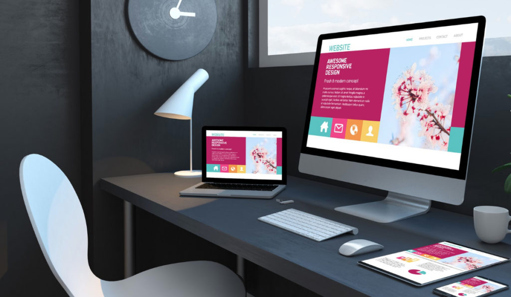Diseño de banner web en diferentes formatos
