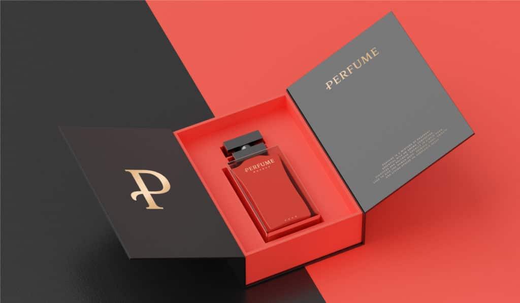 empaques para perfumes