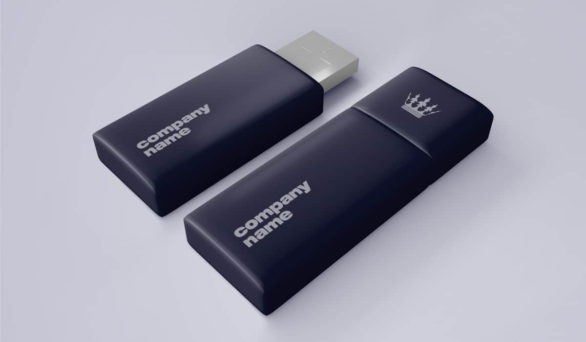 material promocional tecnologia